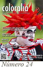 Revista coloralia numero 24