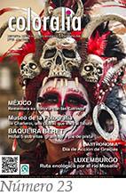 Revista coloralia numero 23