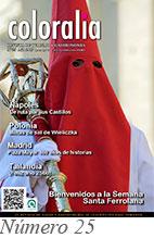 Revista coloralia num 25