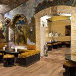 Restaurante las Mil y una Noche en Madrid