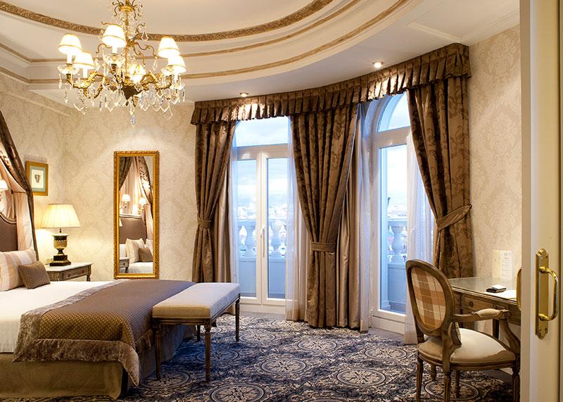 Suite Emperatriz del Hotel Emperador
