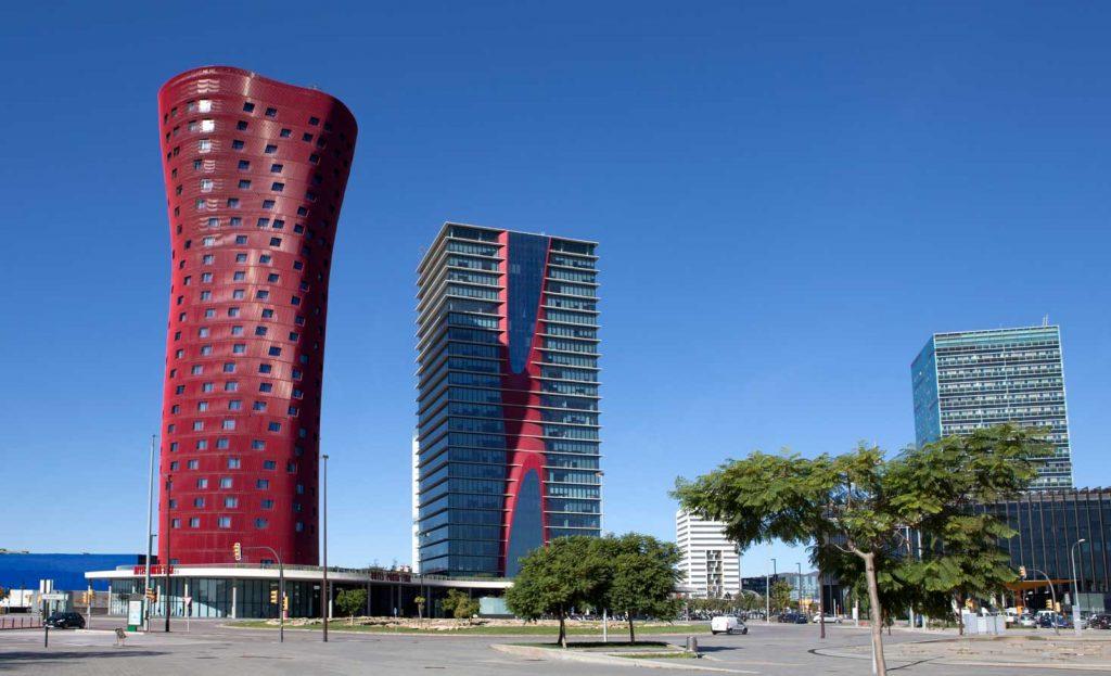 Hotel santos barcelona