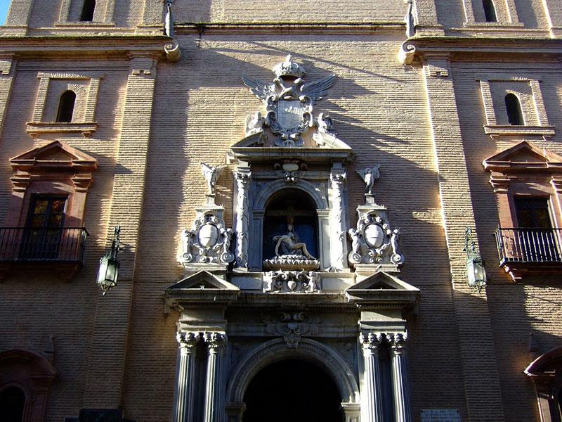 Basílica de Ntra. señora de las Angustias en Granada